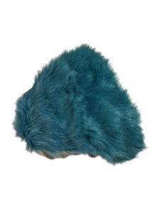 Sadelfluff Grön/blå Universal