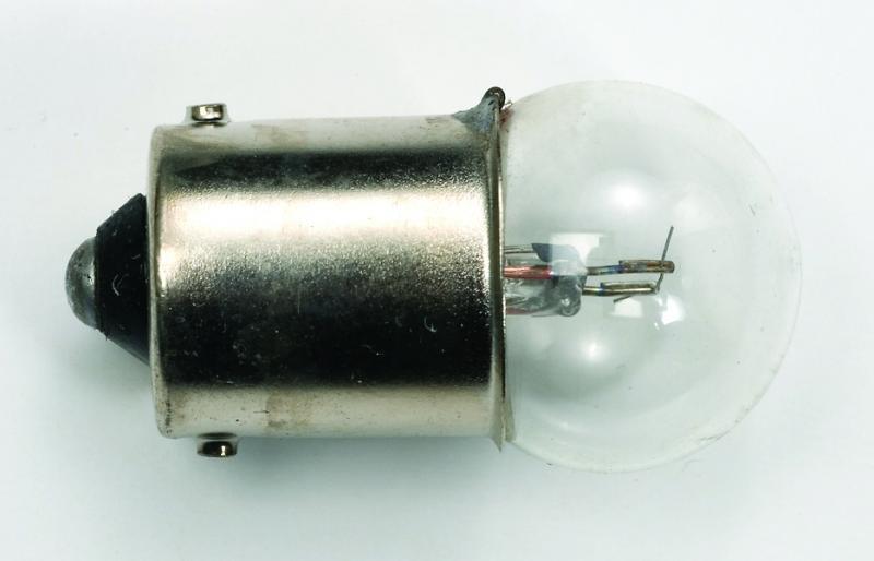Glödlampa BA15S 6V5W