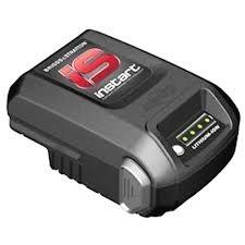 Batteri Li-lon B&S 593560