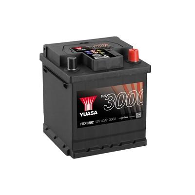 Batteri Microcar 44AH/360A Yuasa