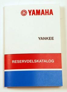 Reservdelskatalog Yamaha Yankee