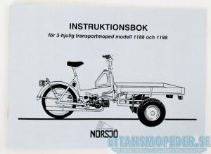 Instruktionsbok MCB/Norsjö Flaka