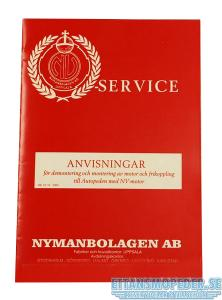 Serviceanvisningar NV Autoped