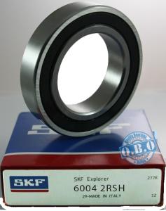 Kullager 6004-2RSH SKF