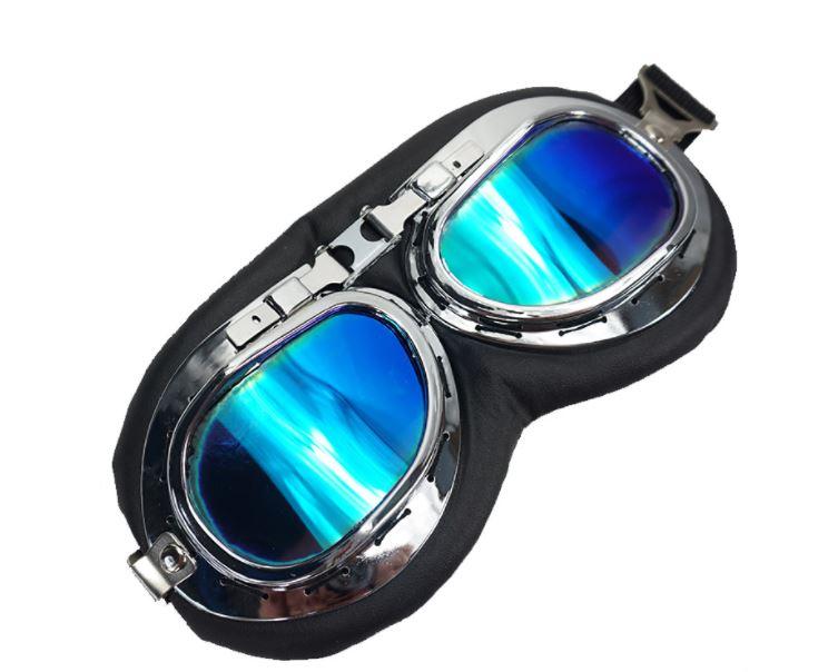 Goggles färgat glas