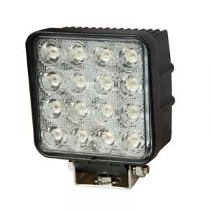 Arbetslampa 48W 16 LED 2880 lumen