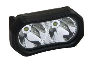 Arbetslampa LED 10W 2x5W 840 lumen