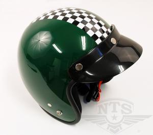 Jethjälm ARC Grön