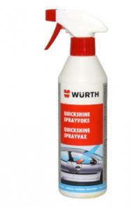 Sprayvax Quickshine Wurth 500ml