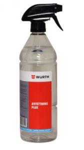 Avfettning Wurth plus 1 liter