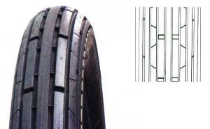 """Däck 2.25 - 17 """" (Fortune) F-861 Ribbat (21x2.25)"""