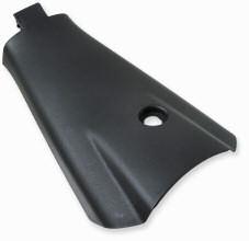 Batterikåpa svart Yamaha Aerox 1999-2012