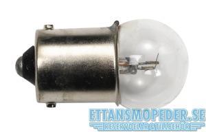 Glödlampa BA15S 12V5W