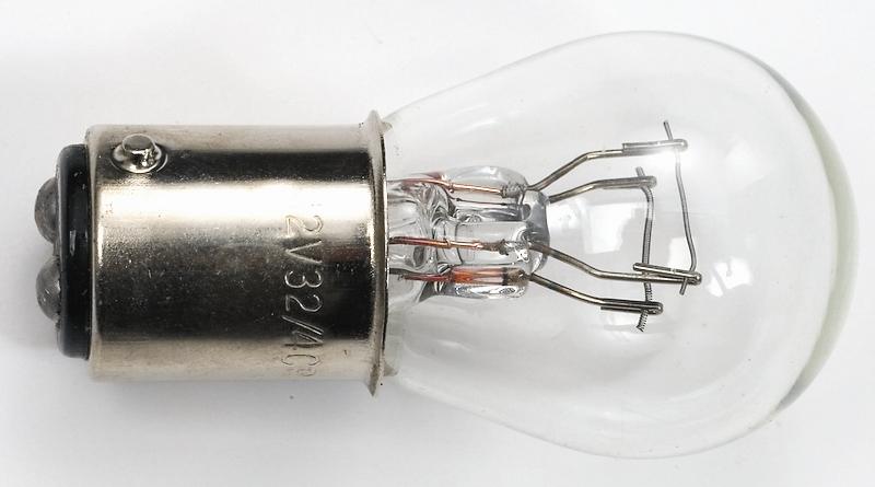 Fantastisk Glödlampa BA15D 6V15/15W CA-89