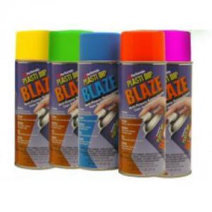 Plastipaint sprayfärg Blaze 400ml