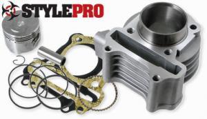 Cylinder Kymco Agility 4T Stylepro 72cc