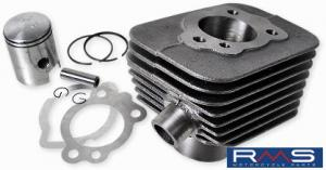 Cylinder Piaggio Ciao 38.2mm 10mm bult 50cc RMS