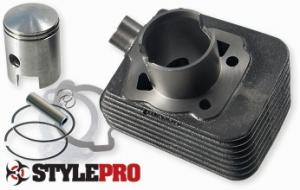 Cylinder Piaggio Ciao 43mm 10mm bult 60cc Stylepro