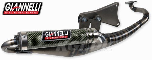 Avgassystem Gianelli Reverse PGO Big Max mfl.