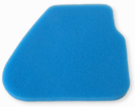 Luftfilter blå Minarelli