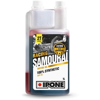 Tvåtaktsolja Ipone Samoural Racing 1 liter