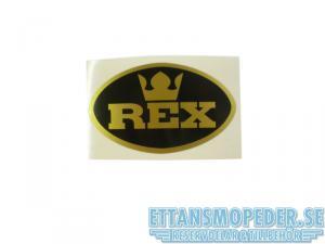 Dekal REX 61x36mm