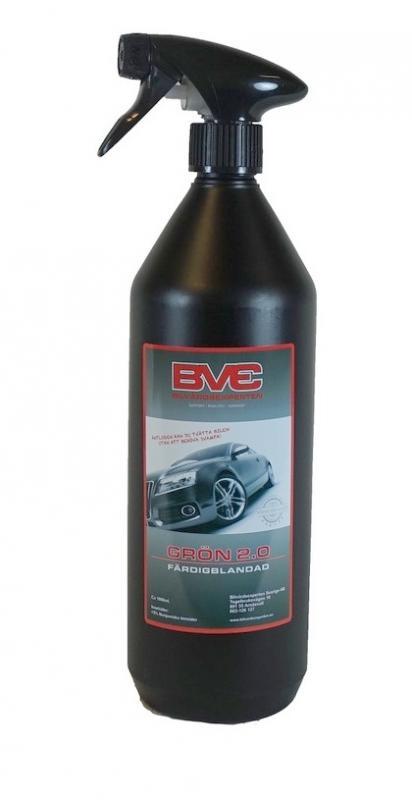 Avfettning BVE Grön 2.0 1 liter färdigblandad