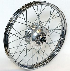 Bakhjul Flakmoped / Compact 15 tum