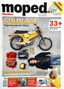 Tidning klassiker moped nr.1 2013