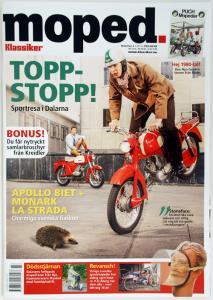 Tidning klassiker moped nr.3 2013