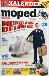 Tidning klassiker moped nr.4 2013