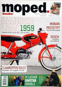Tidning klassiker moped nr.1 2014