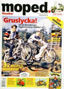 Tidning klassiker moped nr.2 2013