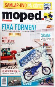 Tidning klassiker moped nr.2 2014