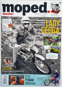 Tidning klassiker moped nr.3 2014