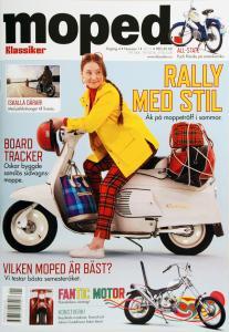 Tidning klassiker moped nr.1 2015