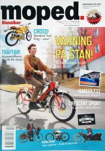 Tidning klassiker moped nr.2 2017