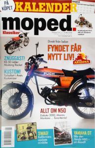 Tidning klassiker moped nr.5 2017