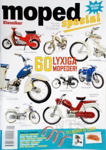Tidning Klassiker Moped nr.1 2018