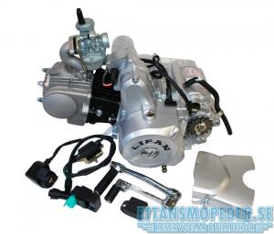 Lifanmotor 4väx manuell 49cc Komplett
