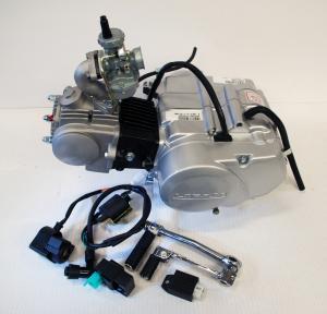 Lifanmotor 4väx manuell 72cc komplett