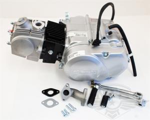 Lifanmotor 4väx kickstart manuell 49cc (utan eldelar)
