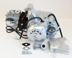 Lifanmotor automat elstart 107cc (utan eldelar)