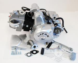 Lifanmotor 3väx m. back 107cc (utan eldelar)
