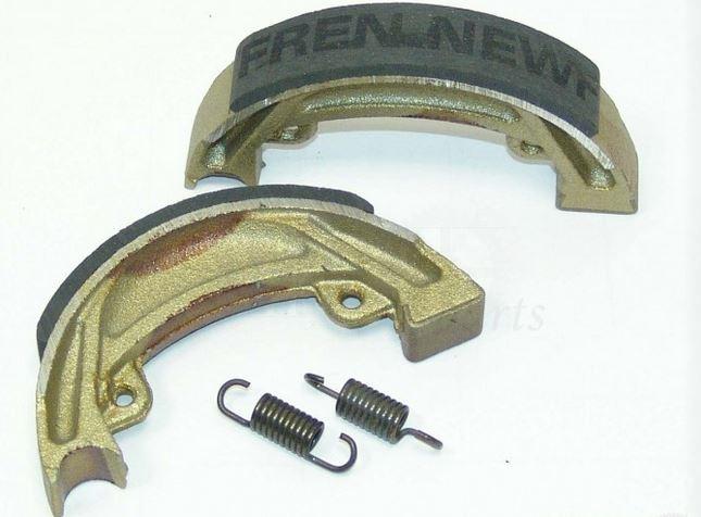 Bromsbackar 120mm Leleu Crescent mfl 1 par Newfren