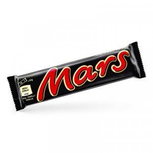 3 st Mars 50 gram