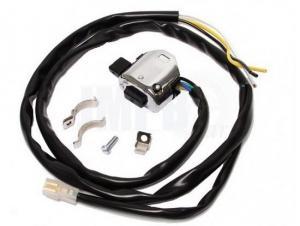 Ljusomkopplare 3vägs inkl kabel Universal