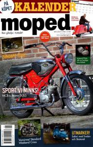 Tidning klassiker moped nr.5 2019