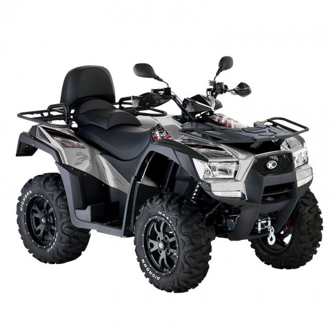 Kymco MXU 700 EXi EPS svart