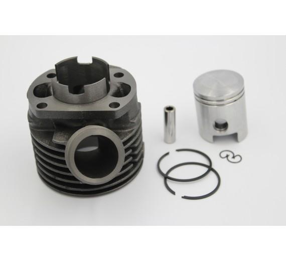 Cylinder Sachs 38mm fläktkyld 17mm insug